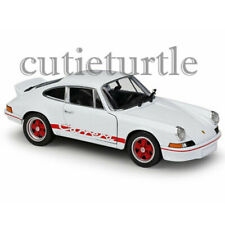 Welly Porsche 911 Carrera Rs 2.7 1:24 - 1:27 Diecast Model Toy Car 24086