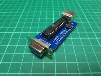 PS2 to 1351 mouse adapter for Commodore 64 / C64 / 128 / C128