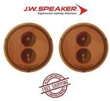 "JW Speaker 239 J2 Series 3.5"" LED Turn Signals - Amber 07-17 Jeep Wrangler JK"