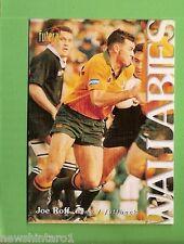 1996 RUGBY UNION  CARD #12 JOE ROFF, WALLABIES