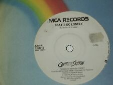 """CHARLIE SEXTON *RARE 7"""" 45 ' BEAT'S SO LONELY ' 1985 VGC"""