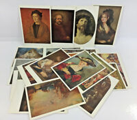 20 x NATIONAL GALLERY CARDS