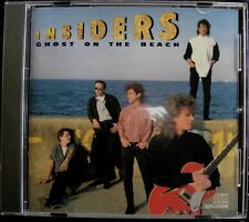 Insiders:  Ghost on the Beach (CD, 1987, Epic (USA))
