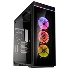 Lian Li Alpha 550X Mid Tower Gaming Case - Black USB 3.0