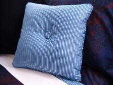 New Custom Ralph Lauren Driver Stripe Throw Pillow 1 Button