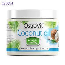 OstroVit Coconut Oil Sugar Salt Gluten 400g Diet Energy Source 2 Jars 800g