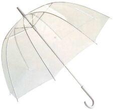 Travel Sport Clear Bubble, Dome Shape Umbrella 1265A