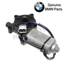 For BMW E34 5-Series Rear Driver Left Electric Power Window Motor Genuine