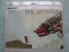 """NETBOOK LAPTOP APPLE MAC TABLET SKIN THE MYRIAD - ARROWS WITH POISE 9.8 x 6.7"""""""