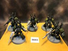 Warhammer 40k Chaos Space Marines Terminators