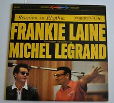 - FRANKIE LAINE / MICHEL LEGRAND LP Record -