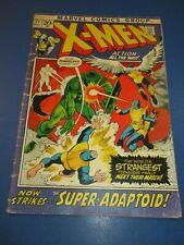 Uncanny X-men #77 Bronze age Lower Grade Detached Cover