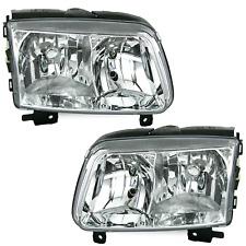 Scheinwerfer Set für VW POLO 6N2 10/99-9/01 Halogen H1 H7 links rechts Neu