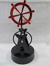 Promotional Kinetic Art Perpetual Motion Mobile Black/Red Navy Office Desk Toy