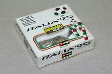 Burago 1/87 Scale Italia '90 Ferrari F40 Key Ring (#4500 IT) - Boxed and Unused