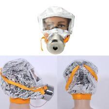 Emergency Escape Hood Oxygen Mask Respirator Fire Smoke Toxic Protective US