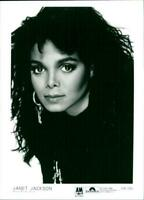 Janet Jackson - Vintage photograph 3521892