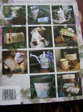 Block Printing For Outdoor Living Painting Book #9197