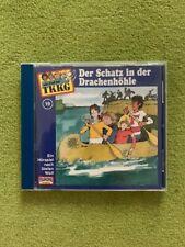 TKKG -Der Schatz in der Drachenhöhle (19) nach Stefan Wolf 1982/2004