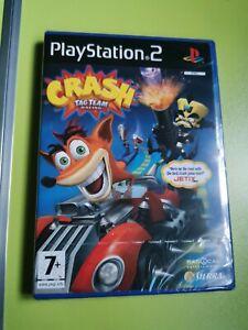 Crash Tag Team Racing (PS2)   PlayStation 2 UK PAL brand new and sealed