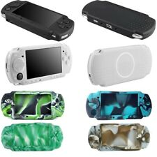 Protective Soft Rubber Silicone Case Skin Case Cover For Sony For PSP 2000 3000