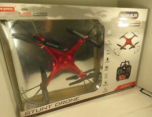 Stunt Drone D360 4 Ch Remote Control QuadCopter