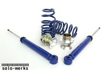 Solo-Werks Coil-Overs, VW Golf / Jetta V and VI and Audi TT