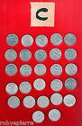 27 monete 10 lire repubblica italiana dal 1951 al 1956 dal 1967 al 1987 lotto C