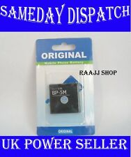 HIGH CAPACITY BP-5M BATTERY FOR NOKIA 6500 SLIDE 8600 UK SELLER
