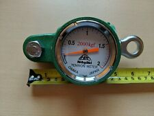 NAGAKI AS-20 Analogue Tension Meter 20KN(2t) Dynamometer