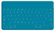 Logitech Keys-To-Go Portable Keyboard 920-006722 iPad/iPad Air/mini/iPhone TEAL