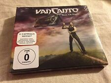 VAN CANTO - Tribe Of Force LTD ED DIGI CD + DVD BRAND NEW & SEALED!