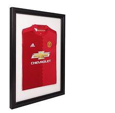 Vivarti DIY Junior Standard Sports Shirt Display Frame 50 X 70cm - Black Frame