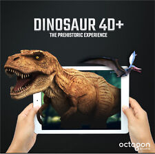 Dinosaur 4D Cards, Augmented Reality Flashcards