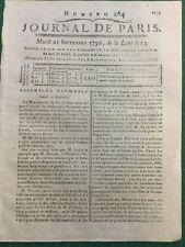 Tahiti  en 1790 Cook Bar le duc Ile de la société Polynésien Compiègne Chollet