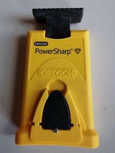 Oregon PowerSharp Schärf Schleif Gerät neu 556741 Schleifstein Sägekette Schwert