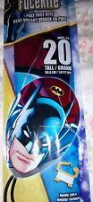 X Kites 20 Inch Poly  FaceKite DC Comics BATMAN Brand New .