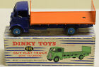 DINKY 913 GUY FLAT TRUCK WITH TAILBOARD, NEAR-MINT MODEL W/ VG BOX!