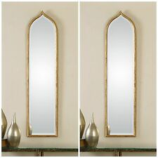 Narrow Wall Mirror unbranded wall-mounted moroccan home décor mirrors | ebay