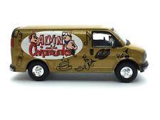 Johnny Lightning True Grit Alvin and the Chipmunks GMC Van Die Cast 1/64 Loose
