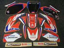 Honda CR125 CR250 2002-2007 Ken Roczen Team USA graphics + plastics GR1751