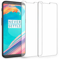 2x Genuine Tempered Glass Screen Protector Film Guard Protection for OnePlus 5T