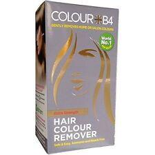 Colour B4 Hair Dye Colour Remover No Bleach or Ammonia Extra Strength ColourB4