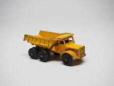 Vintage Lesney Matchbox Series No. 6B Euclid Dual Axle Dump Truck