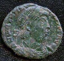 "Ancient Roman Coin "" Valentinian I "" 364 - 375 A.D. REF# S4003 17 mm Diameter"