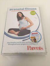 Prenatal Fitness Pre/Postnatal Yoga & Pilates Workouts DVD Parents