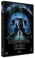 DVD *** LE LABYRINTHE DE PAN *** De Guillermo Del Toro