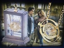 Harry Potter The Time Turner with Display Case by the Noble Collections