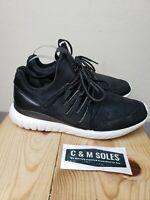 Adidas Men's Tubular Radial Shoes Mens Size 9.5 Core Black AQ6723 Ultra Boost