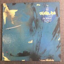 "DJ Krush - A Whim 12"" Vinyl - Mo Wax - MWO 33 Dj Shadow 89.9 Megamix"